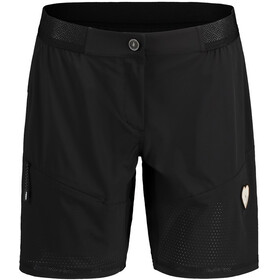 Maloja LindeM. Multisport Shorts Women moonless